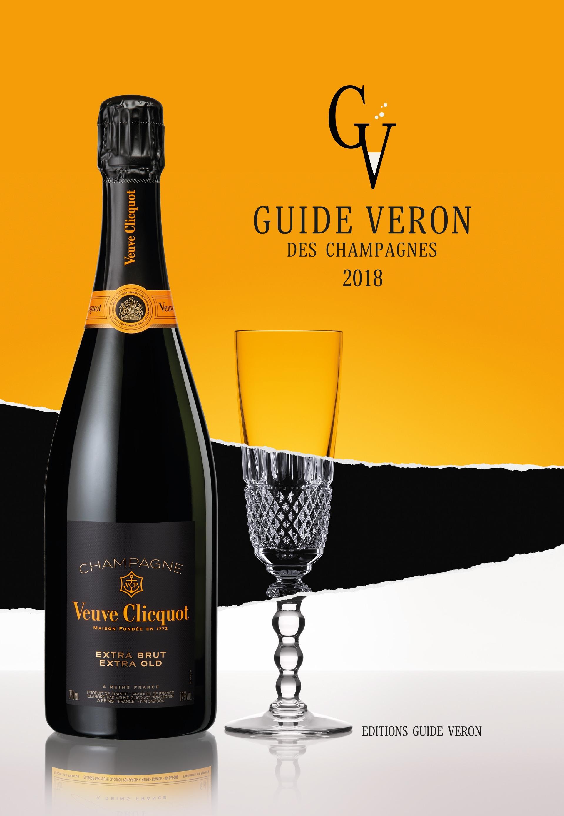 Guide Véron des champagnes (édition 2018)