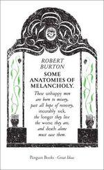 Vente Livre Numérique : Some Anatomies of Melancholy  - Robert Burton