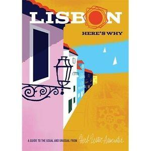 Lisbon: here's why (folded map)