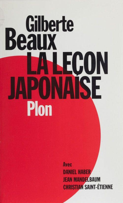 La Leçon japonaise