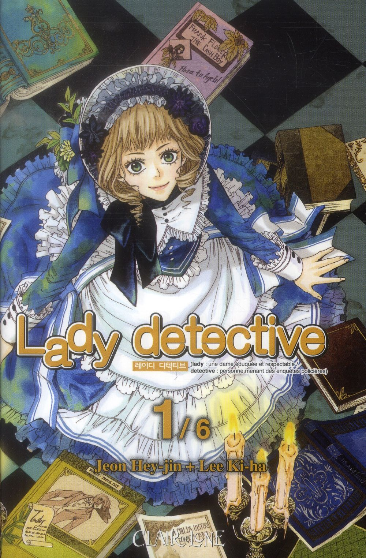 Lady detective t.1