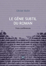 Vente EBooks : Le génie subtil du roman  - Olivier Rolin