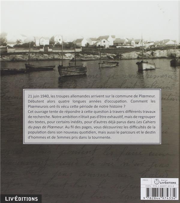 Ploemeur et la seconde guerre mondiale
