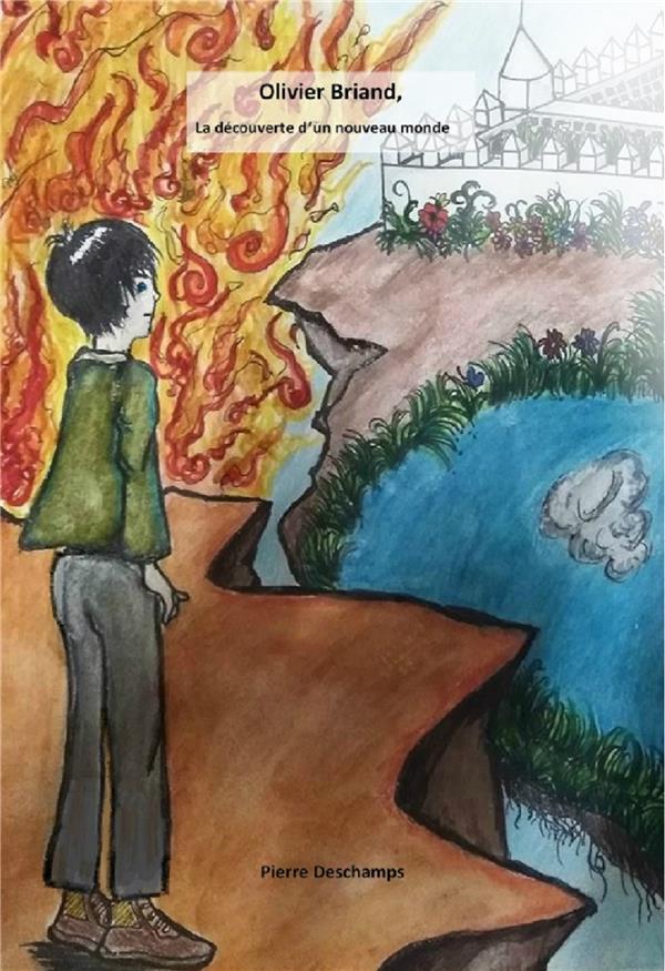 Olivier briand - la decouverte d'un nouveau monde