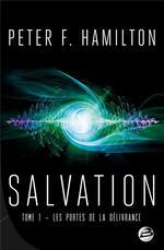 Couverture de Salvation t.1 ; les portes de la délivrance