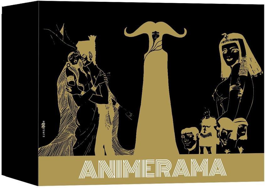 Animerama : Belladonna + Mille et une nuits + Cleopatra