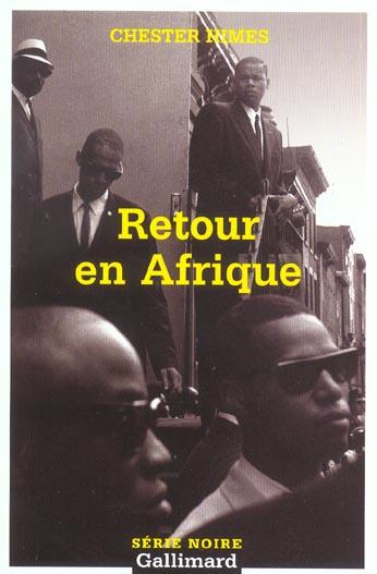 Retour en afrique