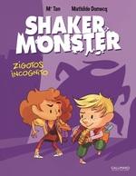 Vente Livre Numérique : Shaker Monster (Tome 2) - Zigotos incognito  - Mathilde Domecq - Mr Tan