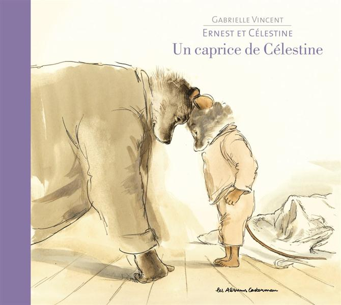 Ernest et Célestine ; un caprice de Céléstine