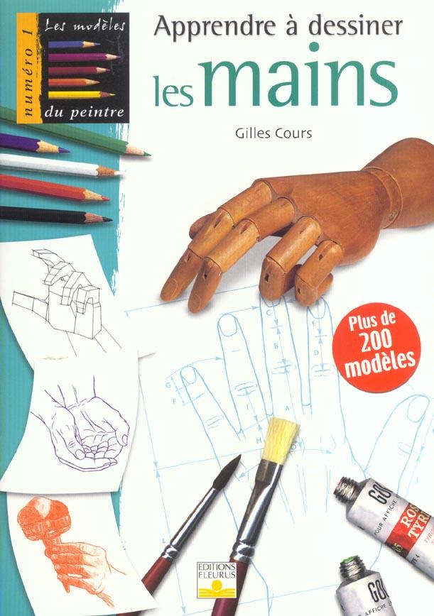Apprendre A Dessiner Les Mains