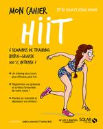 Vente Livre Numérique : Mon cahier HIIT  - Jessica XAVIER - Fit by Clem