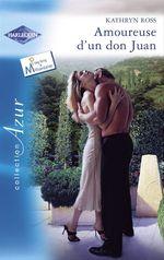 Vente Livre Numérique : Amoureuse d'un don Juan (Harlequin Azur)  - Kathryn Ross