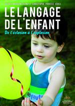 Vente Livre Numérique : Le langage de l´enfant  - Aliyah Morgenstern - Christophe Parisse