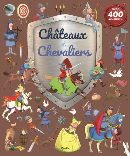 LES CHEVALIERS - 400 AUTOCOLLANTS
