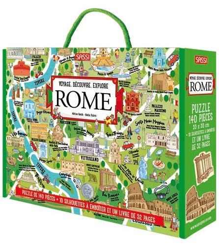 Voyage, découvre, explore ; Rome
