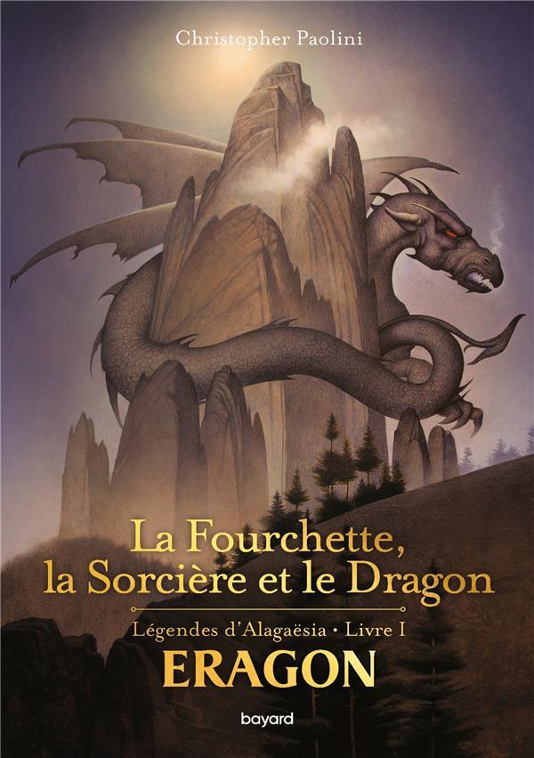 Eragon - légendes d'Alagaësia T.1 ; la fourchette, la sorcière et le dragon
