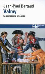 Vente Livre Numérique : Valmy. La démocratie en armes  - Jean-Paul Bertaud