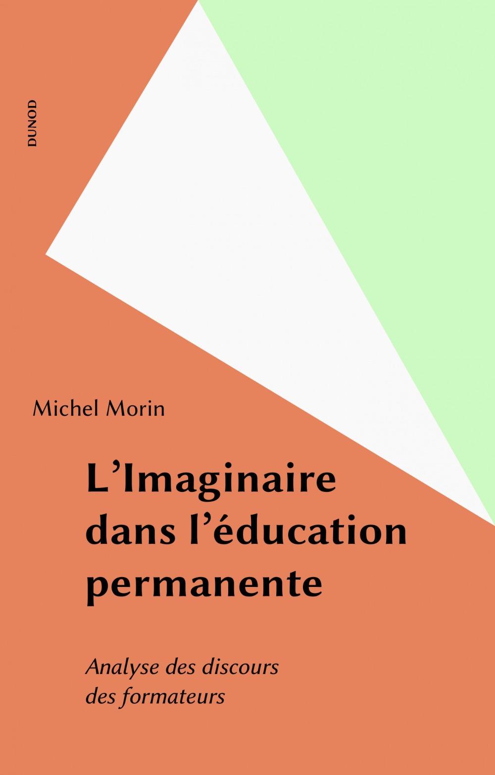L'Imaginaire dans l'éducation permanente