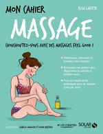 Vente Livre Numérique : Mon cahier Massage  - Elisa LAFITTE