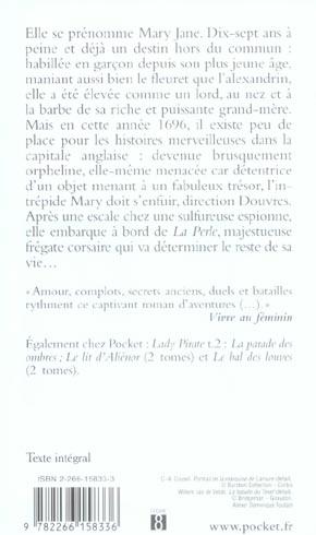 Lady pirate - tome 1 les valets du roi - vol01