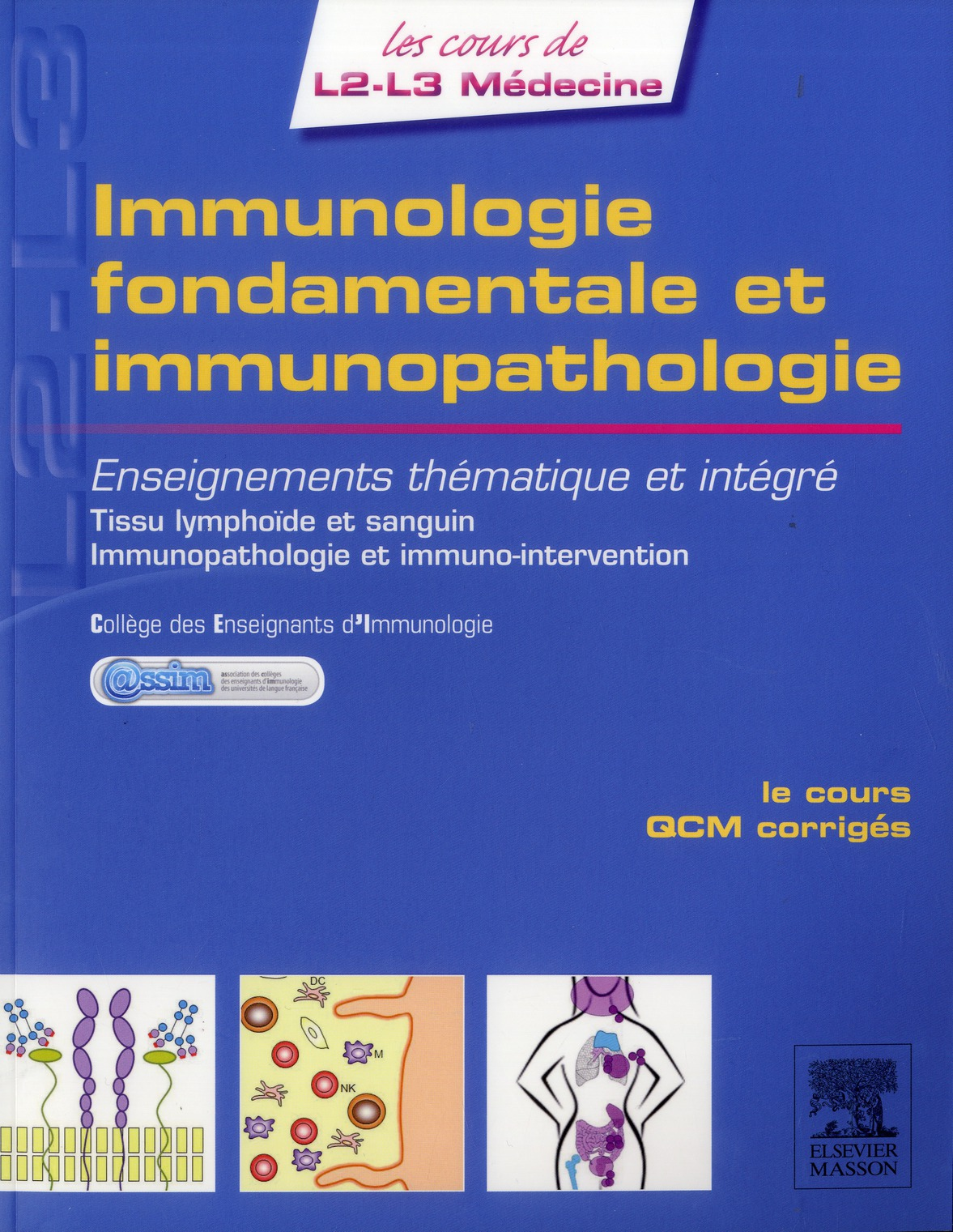 Immunologie fondamentale