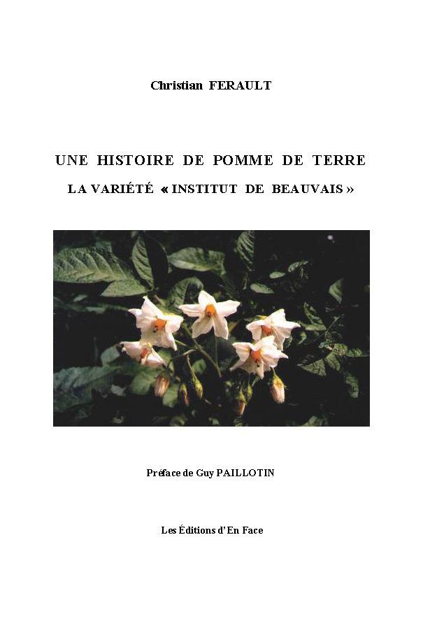 Une Histoire de pomme de terre : la variété