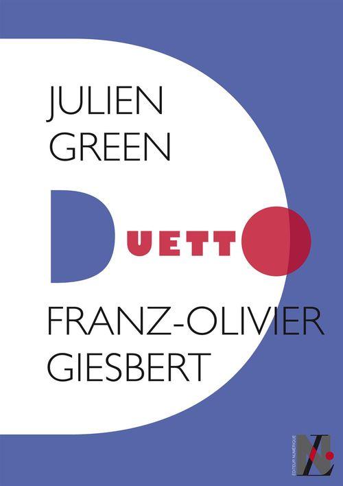 Julien Green - Duetto
