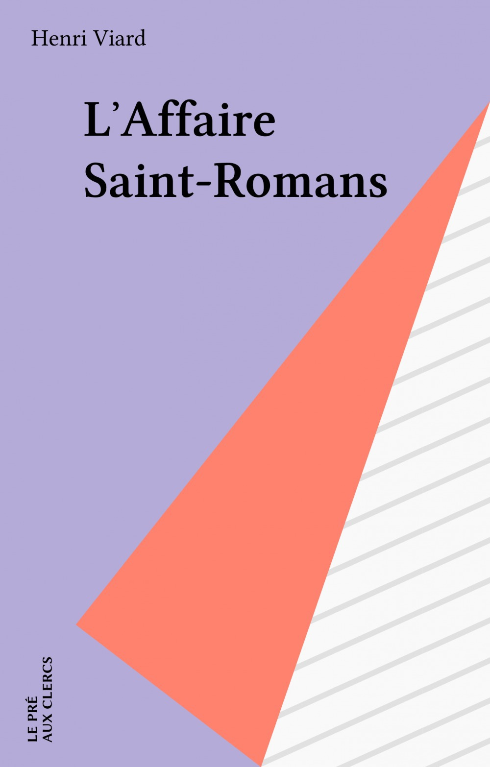 L'affaire st romans