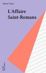 L'Affaire Saint-Romans