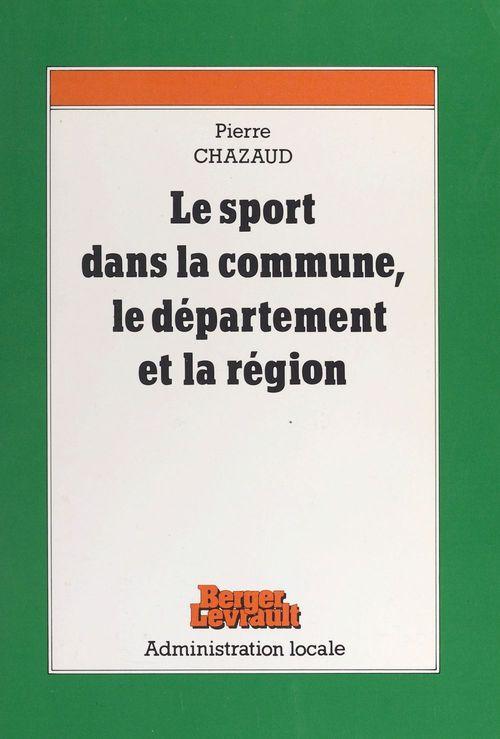 Sport dans la commune
