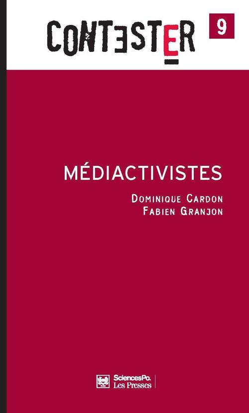 CONTESTER ; médiactivistes (2e édition)
