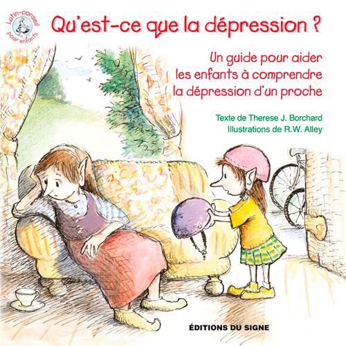 Qu'est-ce que la dépression ? un guide pour aider les enfants à comprendre la dépression d'un proche