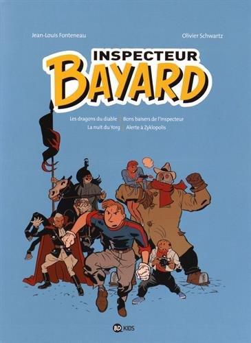 Les enquêtes de l'inspecteur Bayard ; INTEGRALE VOL.2 ; T.5 A T.8