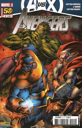 Avengers 2012 010 Avengers Vs X-Men