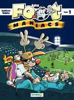 Vente Livre Numérique : Les Footmaniacs - Tome 1  - Olivier Sulpice