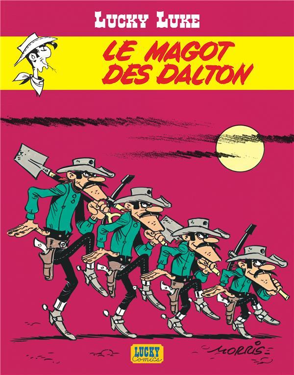 Lucky Luke T.47 ; Le Magot Des Dalton
