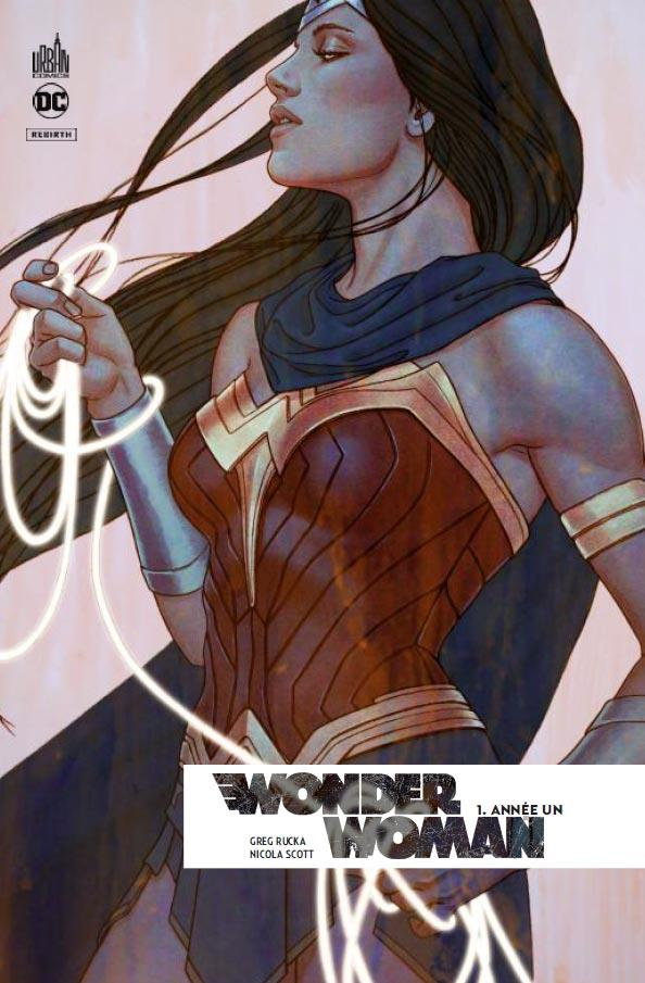 Wonder Woman rebirth T.1 ; année un
