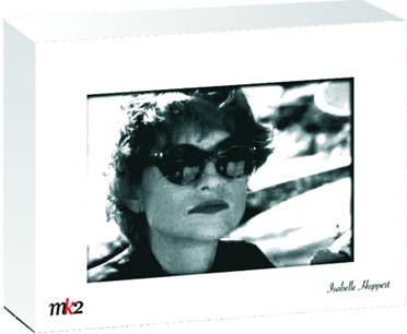 Isabelle Huppert - Coffret - Madame Bovary + La cérémonie + Merci pour le chocolat + La pianiste