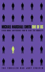 Vente EBooks : One of Us  - Michael Marshall Smith