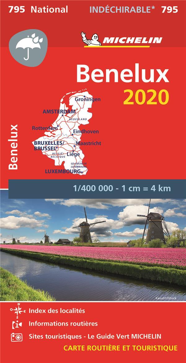 BENELUX 2020 - INDECHIRABLE