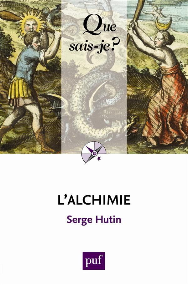L-ALCHIMIE (12E ED) QSJ 506