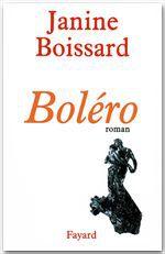 Boléro  - Janine BOISSARD
