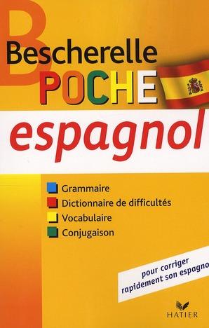 Bescherelle Poche Espagnol