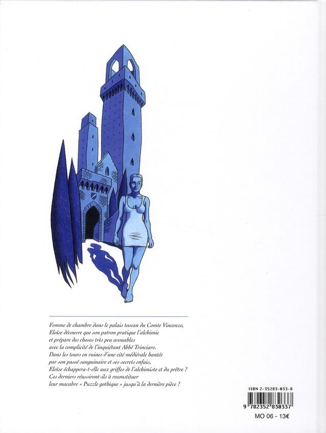 Puzzle gothique