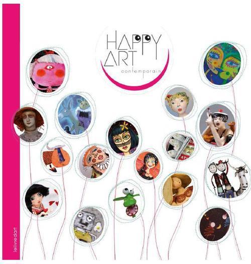 happy art contemporain