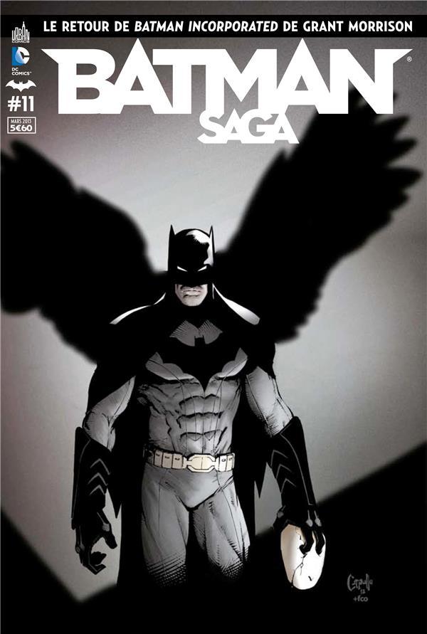 Batman Saga T.11