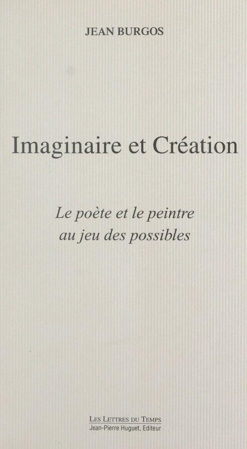 Imaginaire et cr ation