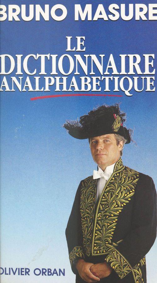 Le dictionnaire analphabétique
