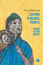 Vente Livre Numérique : Les voix d'un seul peuple ; voices of one people  - Thony Babarinde