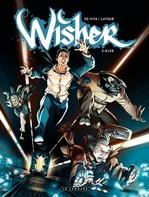 Vente Livre Numérique : Wisher - tome 3 - Glee  - Sébastien Latour - Latour